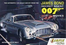 1960s Airfix Craft Master James Bond Aston Martin DB-5 model box magnet - new!