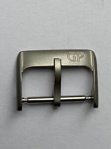 Girard Perregaux Buckle Brushed Steel 16mm