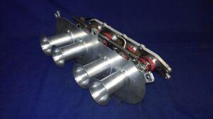 Ford Pinto 1600-2300 Bike Throttle Bodies Kit ZX10R 44mm STARTER PACK