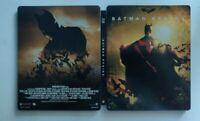 Batman Begins SteelBook