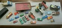 Lot of 24 Vintage Tootsie Toy Lesney Matchbox Hot Wheels Scorchers Cars MIXED