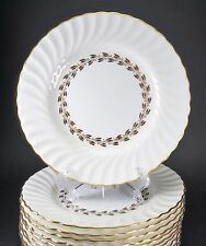 "Minton China Lady Devonish 12 Salad Plate Plates - 7 7/8"""
