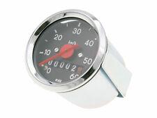 Tachometer 60mm für Puch Maxi, MV, MS, DS, Simson, Herkules Puch,Simson KR 50 KR
