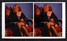 Boris Starosta Erotic Stereoview - Betty 4011 (2001) on Warren McArthur chair