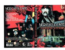 Mercyful Fate-Horror Stories-DVD/Rare!