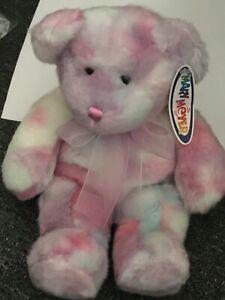 Teddy Bear Vintage 1999 Mary Meyer Nova Dream Weavers purple plush
