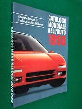 CATALOGO MONDIALE DELL'AUTO 1990 , Ed Giorgio Mondadori (tipo TAM)
