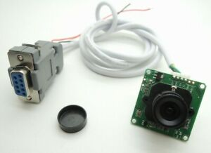 Modulo Camera Interfaccia Seriale RS232 640 * 480 300 000 pixels