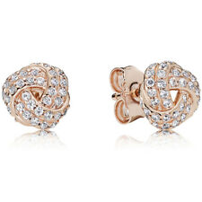 PANDORA ROSE Ohrstecker Ohrringe Earrings 280696 CZ  Love