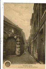 CPA-Carte Postale -Belgique-Vieux Liège Ancienne rue du Mont de Piété en 1912