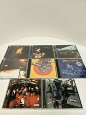 Atreyu, Slipknot, etc. Metal CD lot