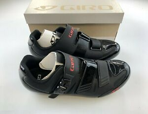 Giro Apeckx II Road Cycling Shoes EU 43 / US 9.5 Black / Bright Red New