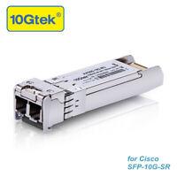 Mikrotik SFP-10G-SR, 10GBASE-SR SFP+ Transceiver 10GbE SFP SR module MMF 850nm