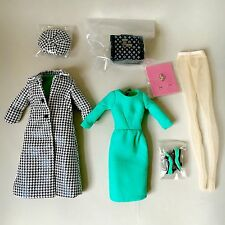 Bonjour Mademoiselle POPPY PARKER FASHION ROYALTY Outfit TRAIN CASE!!!