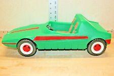 "Vintage Big Plastic DBGM Sports Car Fits 10""-12""  Action Figures GI Joe Barbie"
