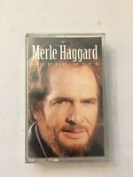 Merle Haggard, Super Hits Tape Cassette