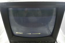 "JVC TM-H1375SU 13"" Color Video Monitor Retro Gaming CRT"