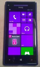 HTC 8X Windows Phone 16GB California Blue T-Mobile, NO VOLUME BUTTON, READ BELOW