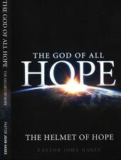God of All Hope - 4 Dvds - John Hagee - Sale Rare ! Lowest Price Ever !