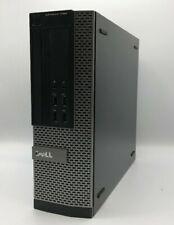Dell OptiPlex 7020 SFF Desktop, i5-4590, 8GB RAM, 1TB HDD, Windows 10 Pro