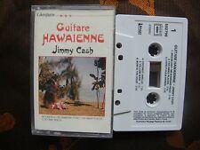 K7 Audio JIMMY CASH - Guitare Hawaienne / Moggy 502796