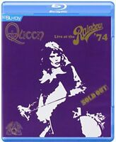 Queen: Live At The Rainbow '74 [SD] [Blu-ray] [2014] [DVD][Region 2]