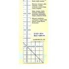 CLOVER Hot Press Perfect Ruler 1