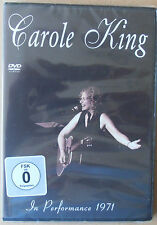 Carole King - In Performance 1971 - DVD neu & OVP
