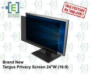 "BRAND NEW - Targus Privacy Screen 24""W (16:9)"
