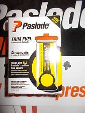 Paslode Roofing Conv. KIT 816007 Yellow Trim Fuel  2-Pack + Fuel Block 816006