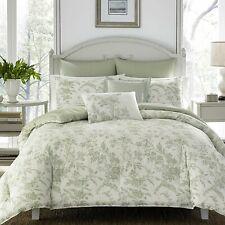 * NEW * Laura Ashley Natalie Bonus Comforter Set (King) (Kayleigh & Co.)