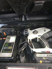 Panasonic EY7840 - 14,4V Cordless Rotary Hammer Drill Complete Set  2 Batt Charg
