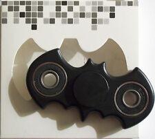 Batman Black Batarang Fidget Spinner ADHD Anti-Autism ADD Cosplay Free Shipping