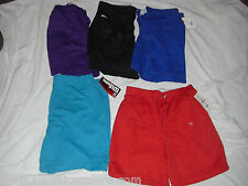 WILSON C7549 COACHES / ATHLETIC SHORTS - VARIOUS COLORS AND SIZES