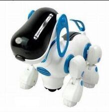 I ROBOT DOG Walking Nodding Children Kids Toys Robots Pet Puppy Electronic Light