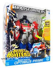 Transformers Prime Beast Hunters Autobot Leader Dragon Optimus Prime Figure