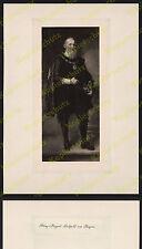 Kaulbach Prinzregent Luitpold Degen Orden St. Georg-Ritter Adel Wittelsbach 1887