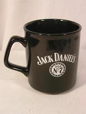 JACK DANIELS VINTAGE BLACK OLD NO.7 SPOKE WHEEL COFFEE MUG