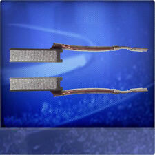 Cepillos de carbón carbón motorkohlen lápices para Metabo W 7-125 Quick, W 8-125