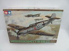 eso-11141Tamya 61050 1:48 Messerschmitt Bf109E3 Bausatz geöffnet