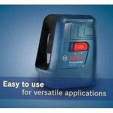 Bosch GLL 3X Crossline Laser Alignment Tool - Manufacturers Warranty