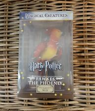 Harry Potter Noble Collection Magical Creatures Fawkes The Phoenix Figure No. 8