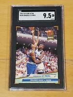 1992 Fleer Ultra #328 Shaquille O'Neal SGC 9.5 Newly Graded RC Rookie