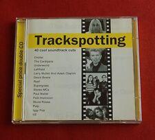 Trackspotting - 40 Cool Soundtrack Cuts - 2-CD set - Orbital, Bowie, Underworld