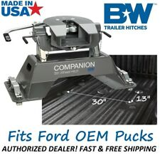 RVK3300 B&W Companion 5th Wheel RV Trailer Hitch for 2012 - 2019 FORD OEM PUCKS