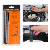 Universal Car Brake Fluid Tester Car Diagnostic Tools 5 Led Brake Fluid Testing