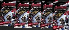 2015 Marvel Avengers Age of Ultron 10 Sealed  Dog Tag Packs