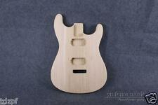 Strat electric guitar Body replacement Paulownia wood Strong Light High Quality