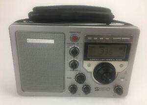 Grundig S350, Field Radio, SW1, SW2, SW3, AM, FM, Receiver