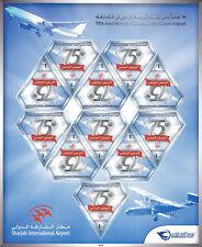 United Arab Emirates stamps. SG. no. 962 Full Sheet. MNH